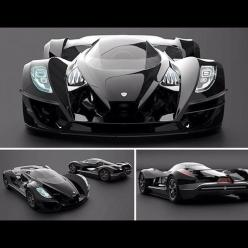 The Zeus 12 Sigma - only twelve will ever be made... I want 3 of them hahahaha: Zeus 12, Sportcars Conceptcars, 12 Sigma, Vintagecars Sportcars, Concept Cars, Luxurycars Vintagecars