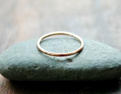 Thin Gold Stacking Rings: Stackable Rings, Gold Stacking, Shop Tiffany, Tiffany Anne, Thin Gold, Stacking Rings, Anne Jewelry