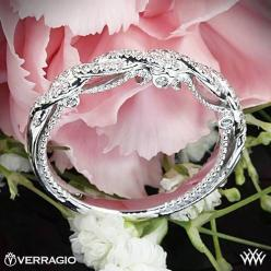 This Diamond Wedding Ring is from the Verragio Insignia Collection.: Diamond Wedding Rings, Wedding Ideas, Weddings, Wedding Bands, Engagement Rings