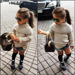 This is SO going to be Jude, when she gets older! So diva! : Babies, Baby Girl Names, Babygirl, Style, Kids Fashion, Children, Baby Girls, Kidsfashion