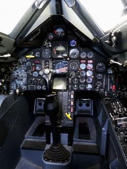 This SR-71 Blackbird cockpit got more flight time than all of the other Blackbird aircraft put together, and every single Blackbird pil...: Airplanes Airplanes, Airplanes Plasticmodelkits, Helicopters Airplanes Drones, Sailplanes Airplanes, Airplanes Cock