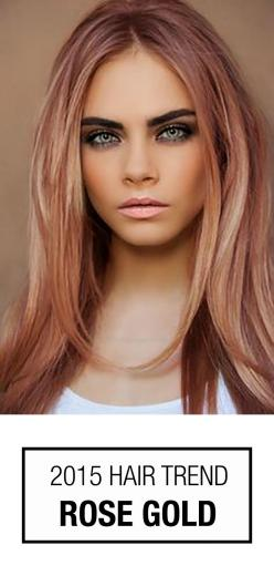 Tips for Choosing the Right Hair Color for Your Skin Tone: Hair Color Idea, Copper Highlight, Hair 2015 Trend, Rose Gold Nail, Hair Color 2015 Trend, Hair Colour, 2015 Hair Trend, Fall Hair Color For Blonde