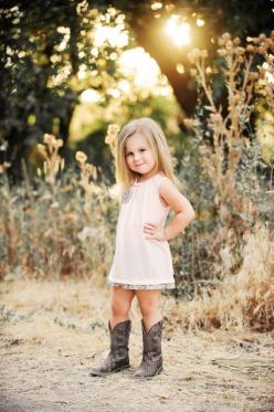Too cute.. Now that we are moving to Montana this is a must for Kennedy when she is older: Babies, Little Girl, Country Girl, Cowgirl Outfit, Baby Girl, Kids, Photo