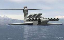 Top secret military seaplane: Aviation, Ekranoplans Showcase, Airplanes Helicopters Aircraft, Aircraft, Dark Roasted, Roasted Blend