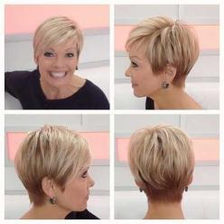 "Trendy Short Haircuts for Older Women 40, 50..Did it just say ""OLDER WOMEN""?: Short Cut, Short Haircuts, Hair Styles, Hair Cuts, Short Hairstyles, Google Search, For Women, Shorts, Pixie Cut"