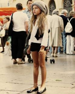 tumblr_loghthVd981qmlbgwo1_500: Little Girls, 10 Year, Style, Kids Fashion, Outfit, Children, Baby, Thylane Blondeau