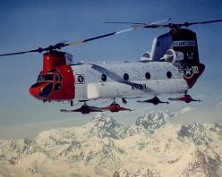 U.S. Army CH-47A Chinook helicopter circa 1961. = I know I'm weird, but I LOVE the sound of these things! THUMP THUMP THUMP, they shake rattle & roll the house!: A Helicopters, Jets Airplanes Helicopters, Aircraft, Alaska, Aviation Helicopter, Air