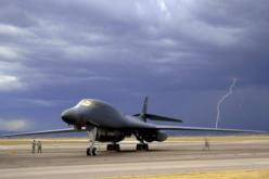 "U.S. B-1 Lancer bomber, nicknamed the ""Bone""  (B-one, get it?), one of the most ""beautiful"" warplanes ever made: B1 B Bomber, Cars Motorcycles Planes, B 1 Bomber, Photo, Fire, B 1 Lancer"
