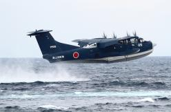 US-2 landing on the sea by buffalo79: Airplanes Jets Helicopters, Flying Boats, Aircraft, It Plans, Photo