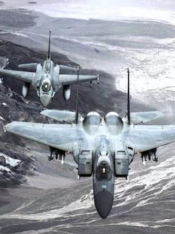 US Air Force, What a war bird. I wrenched as a jet engine mechanic for many years on F-15s.: Aviation, Airforce, Air Force, Jet Engine, Airplane, Aircraft, Fighter Jet, Raptor, Jet Fighter