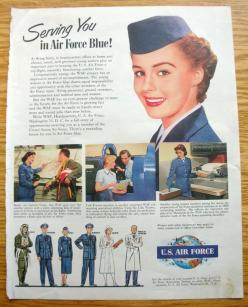 vintage magazine ads | Request a custom order and have something made just for you.: Airforce, Af Vintage, Papercraft Magazinemondays, Magazine Ads, Challenge Magazine, Vintage Magazines, Magazinemondays Papercrafting