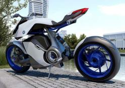 Water-Powered Wheels - would that become a reality soon ???  Don't know but this bike is bad ass: Motorcycles, Motorbike, Bikes, Cars, Bmw Motorcycles, Concept Bike, Bmw Concept