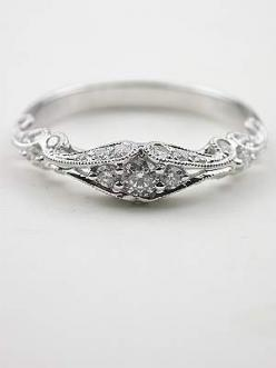 Wedding ring, simple, unique, and fairy tale like. https://flipboard.com/section/top-10-best-women%27s-diamond-engagement-rings-reviews-2014-b2Fnrz: Vintage Wedding, Vintage Rings, Diamond, Wedding Bands, Wedding Rings, Engagement Rings, Promise Rings