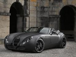 "Wiesmann MF5 ""Black Bat"" powered by a BMW V10: Wiesmann Roadster, Bats, Roadster Mf5, Dream Cars, Auto, Wiesmann Mf5"