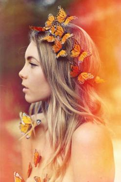 Wild & Free Jewelry monarch butterfly flower crown: Monarch Butterfly, Butterflies, Flower Crowns, Queen, Dreams Crown, Free Jewelry, Monarch Dreams, Jewelry Monarch