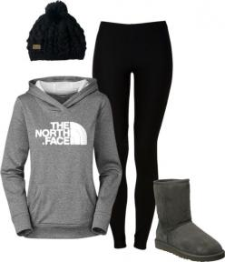 winter outfit: Gift Press Picture, Ugg, Snow Boots, North Face, Christmas Gift Press, Winter Outfit, Picture Link, Christmas Gifts, Northface