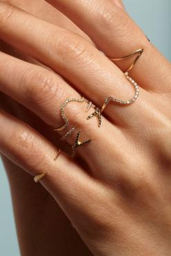 wwake jewels: Delicate Rings, Diamond Rings, Gold Rings, Jewelry, Jewels, Dainty Ring, Golden Rings