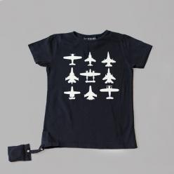 yporque 'Aircraft' Tee: Tees, Kids, Kid Brand, Products, Tee Sale, Yporque Aircraft