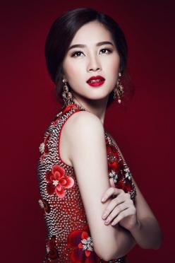23 years old, Thu Thao Dang was appointment the new Miss Vietnam Universe 2014 and therefore will representing Vietnam at Miss Universe 2014.: Sexy Women Young, Representing Vietnam, Pageant Tips Ideas, Vietnamese Girls, Official Thread, Attractive Beauti