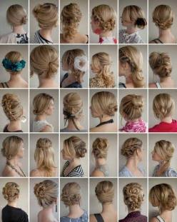 30 Days of Twist and Pin Hairstyles - I'm thinking of buying this e-book.: Hair Ideas, Wedding Hair, Hairstyles, Hair Styles, Hairdos, Makeup, Updos, Beauty, 30 Day