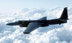 """Lockheed U-2 ""Dragon Lady"", the first generation of near-space reconnaissance aircraft"" -- Used by the CIA.   No wonder I was given that nickname.: Spyplane, Air Force, Spy Plane, U 2 Spy, Aircraft, Dragon Lady, Cold War, Planes"