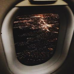 """""""Music was my refuge. I could crawl into the space between the notes and curl my back to loneliness.""""-Maya Angelou: Adventure, Window, We Heart It, City Lights, View, Places, Travel, Photo, Wanderlust"""