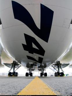 9) Even though Airbus, Boeing's most formidable rival, has outsold Boeing recently, when consumers think of aircraft, we remember the 747, the 737, not the Airbus a350. Boeing's 7x7 aircraft designation simply rolls of the tongue.  Ease of recall