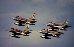 A-4 Skyhawk.  1970s: Fighter Aircraft, Aircraft Military, Air Force, Aircraft Nose, A 4 Skyhawk, Aircraft Us Military, Aircraft Formations, Airplane Jets, Photo