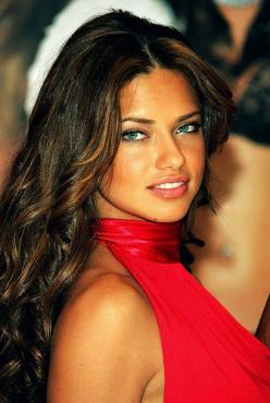 Adriana Lima: Adriana Lima, Beautiful, Victoria Secret, Hair Style, Beauty, Adrianalima, Hair Color, Eye