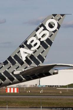 Airbus Industrie Airbus A350-941 cn 002 F-WWCF | Flickr - Photo Sharing!: Vertical Tail, Airplane Design, Commercial Airplane, Aircraft, Photo Sharing, Airplane Tails