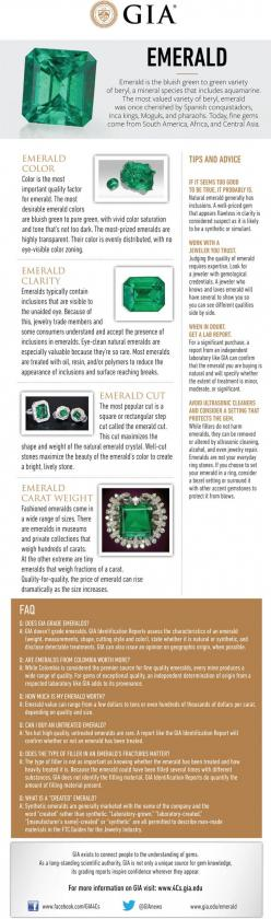All you need to know when shopping for emeralds. Emerald is the birthstone for May and marks the 20th and 25th wedding anniversaries.: Gems Emeralds, Emerald Green, Emerald Gia, Emerald Buying, Emeralds Jems Stones Metals, Emerald Birthstone, Fancy Green