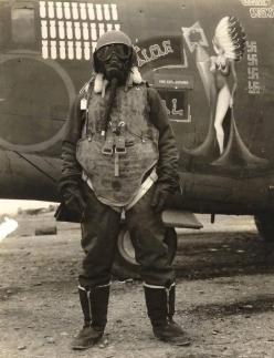 An airgunner stands before his B24 bomber wearing what it took to survive at 25,000ft over Germany in 1943-45: History, Photos, Nose Art, B24 Bomber, Bomber Wearing, Wwii, Airgunner Stands, Ww Ii, War Ii