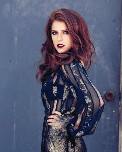 Anna Kendrick is totally rocking the look I think it's time for me head towards... hmm...: Hair Colors, Annakendrick, Girl Crushes, Haircolor, Makeup, Celebrities, Anna Kendrick, Beautiful People, Photo