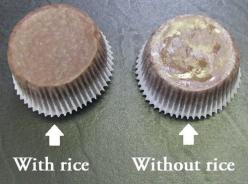 Are you tired of purchasing beautiful cupcake liners only to have them come out of the oven with splotchy grease marks on them? Well, there is a neat trick that's spreading all throughout the cake...: Cupcakes Cake, Cupcakes Muffins, Cupcake Trick, Cu