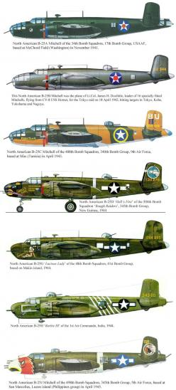 B-25's that my Dad, Walter Ralph Trent, flew in WW II...  ★ || CHARACTER DESIGN REFERENCES (https://www.facebook.com/CharacterDesignReferences & https://www.pinterest.com/characterdesigh) • Love Character Design? Join the Character Design Challeng