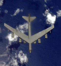 B-52 Stratofortress: Flight, Airforce, Aviation, B52, Military Aircraft, Airplane, Aircraft, Bomber, B 52 Stratofortress