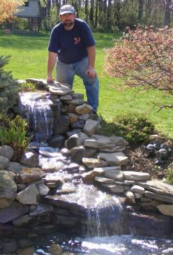be inspired by the world around us. spend time in it. learn to capture by going here,http://mylink.linktrackr.com/photography: Water Gardens, Backyard Waterfalls, Hot Backyard Design Idea, Water Features, Outdoor, Backyard Landscaping Idea, Garden Ponds