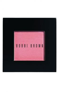 Bobbi Brown Blush in Peony- the perfect rosy pink: Rose, Color, Makeup, Beauty Products, Bobbi Brown, Pale Pink, Blushes