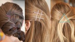 Bobby Pin Hacks - Ways to Use Bobby Pins That Will Change Your Life - Cosmopolitan: Hair Ideas, Life Changing Ways, Hairstyles, Hair Styles, Pin Hacks, Bobby Pins, 20 Life Changing, Beauty