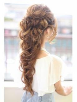 Bohemian romance braid - I wish I could have this every day, but it would take forever!: Bohemian Braid, Long Hair Updo, Long Hair Style, Wedding Hairstyles Braid, Bohemian Hair Style, Wedding Hair Style