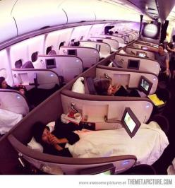Can I just go on this plane whenever I have to travel? This is amazing!: Bucket List, Idea, Awesome, Airplane, Virgin Atlantic, Things, Places, Travel, Planes