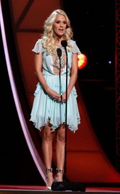 Carrie Underwood in Jenny Packham: Carrie Underwood Fisher, Idol Carrie Underwood, Carrie Marie, Dress, Country Music, Underwood Obsession, Photo, Country Singers