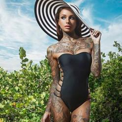 Cleo Wattenström is by far the most beautiful tatted up women(in my opinion). And she's swirl like yours truly. Lol: Inked Girls, Tattooed Women, Sexy Tattoo, Tattoos, Cleo Wattenström, Body Art, Tattoo'S, Tattoo Girls, Cleo Wattenstrom