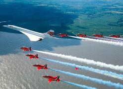 Concorde, best airplane to travel with!  Paris-NYC (2000): Aviation, Flight, Red Arrows, Airplane, Aircraft, British Airways, Photo, Jet