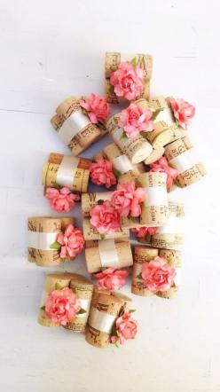Coral Place Card Holders, just stunning on summer wedding reception tables! Discover more summer wedding decor ideas at www.karasvineyardweddingshop.com Cheers!: Event Cards, Jimcoily Wedding, Cork Place Cards, Table Card, Handmade Wedding, Escort Card, G