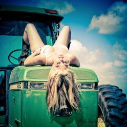 Country boudoir photoshoot. Shane would DIE. Pahaha I could make a calendar. Oh lord.: Farm, Boudoir Photography, Boudoir Ideas, Country Boudoir, Wedding, Country Girls, Photographer, Boudoir Photoshoot