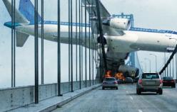 Crash: Photos, Picture, Art, Photo Manipulation, Bridges, Planes, Photography