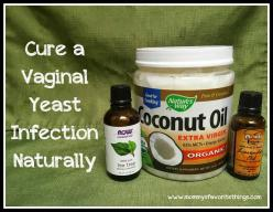 Cure a Vaginal Yeast Infection NATURALLY!: Vaginal Yeast, Candida Cure, Coconut Oil For Vagina, Coconut Oil Yeast Infection, Blogger Spotlight, Coconut Oil Vagina, Cure Yeast Infection Naturally, Diy Vaginal, Natural Yeast Infection Cure