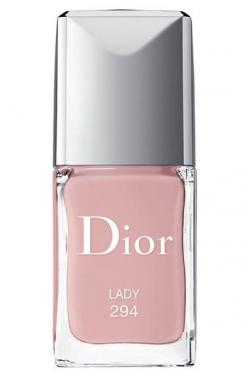 Dior 'Vernis' Gel Shine & Long Wear Nail Lacquer 294 Lady One Size by: Dior @Nordstrom: Nail Polish, Dior Varnish, Color, Beauty, Nails, Nail Lacquer, Long Wear