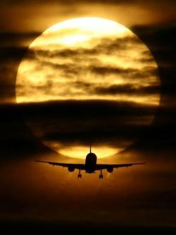 dream of starting …: Picture, Aviation, Sunsets, Airplane, Sunrise Sunset, Travel, Beauty, Photo, Planes